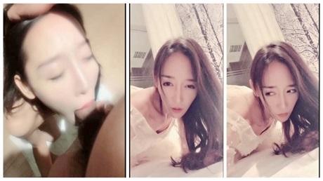 美乳模特网红新婚之夜穿着婚纱被调教视频