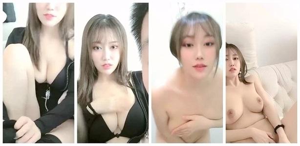 疑似秀人知名嫩模『陈亦飞』幻身『小程潇和摄影师互动啪啪黑丝爆乳美到窒息-