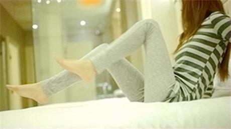 少女的美腿