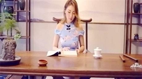 旗袍女人 Jessica