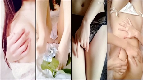 S美乳模特木木罕见大尺度性感吊带白丝全裸被摄影师