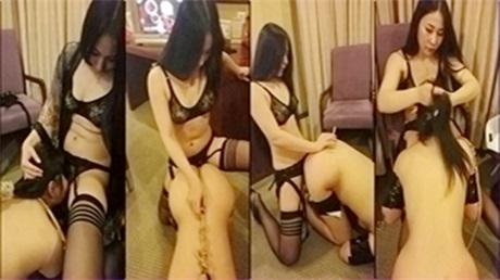性感漂亮的美女大学生和男友激情啪啪私拍分手后流出外表清纯床上那么淫骚,操的呻吟浪